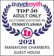 Policies, Manayunk Chambers Guest House